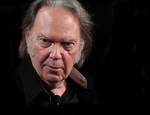 Neil Young, musician