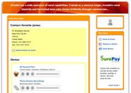 Orange Flower Voices.com
