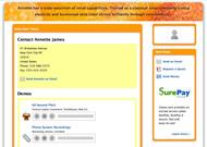 Orange Fruit Voices.com