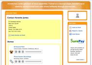 Orange Tiles Voices.com