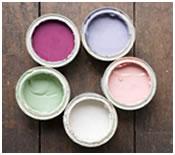 5 paints