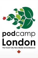 PodCamp London Logo