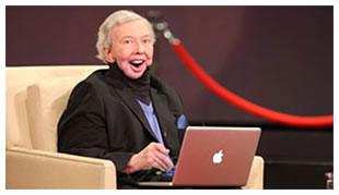 Roger Ebert using TTS