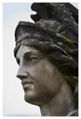 Roman Bath Figure