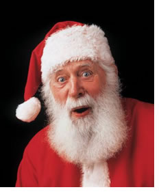 Santa Claus Voice Over
