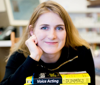 Stephanie Ciccarelli, author of Voice Acting For Dummies
