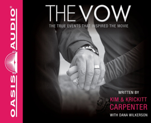 The Vow audiobook published by Oasis Audio