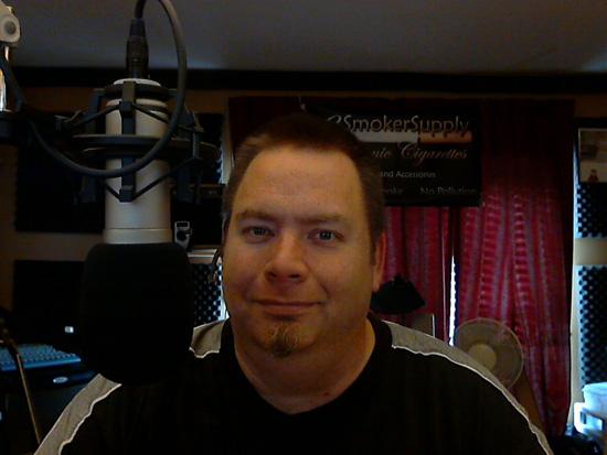 Tom Moog on 12-12-12, voice actor