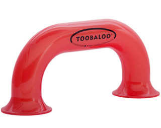 Toobaloo used for reading and speech.