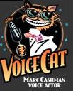 Marc Cashman Voice Cat
