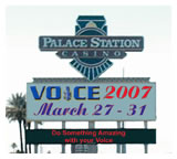 VOICE Conference 2007