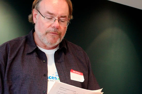 Voice Over London member Doug Jeffery at Voices.com