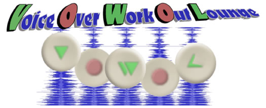 Voice Over Work Out Lounge