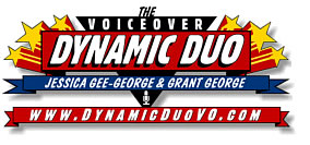 The Voiceover Dynamic Duo