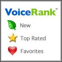 Voices.com Voicerank