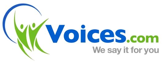 Voices.com We Say It For You