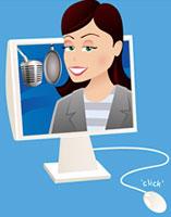 Voice Girl VOX Daily blog logo