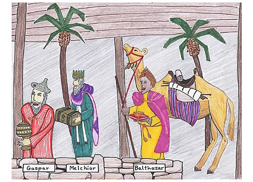We Three Kings Christmas