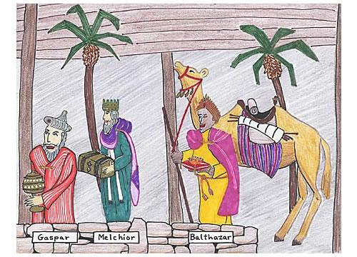 We Three Kings Christmas