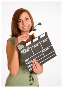 Female film director
