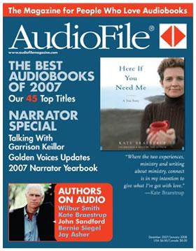 AudioFile Magazine Reveals Top Audiobooks of 2007