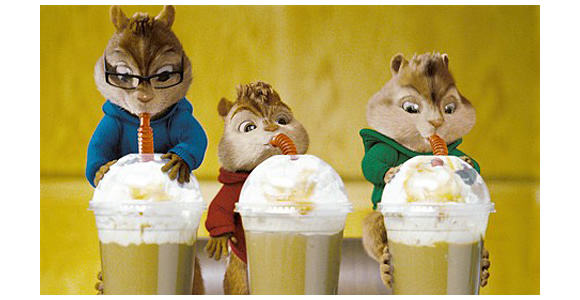 Chipmunks Mainstream Appeal