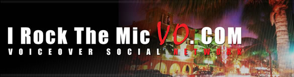 I Rock The Mic VO