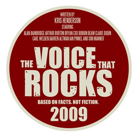 The Voice That Rocks 2009