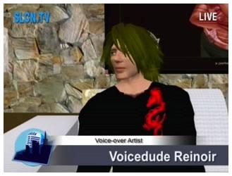 Voicedude Reinoir on Paisley Beebe show