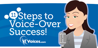 11 Steps To Voice-Over Success