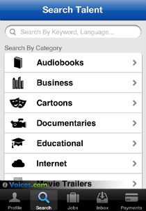 Search Categories