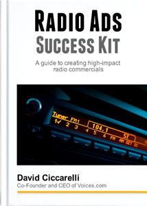 Radio Commercial Success Kit