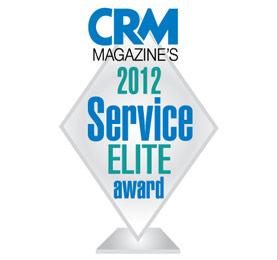 CRM Elite Award